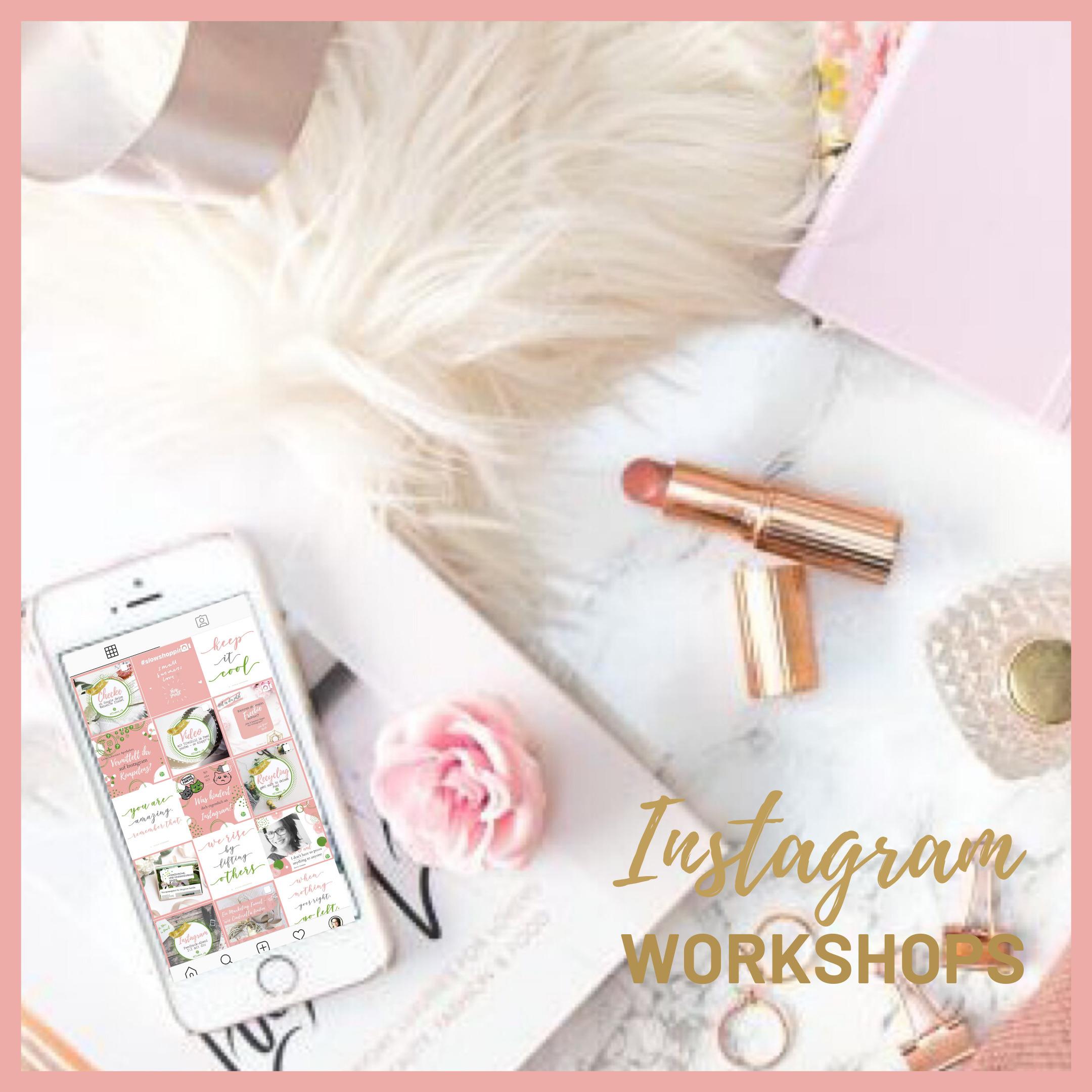 Instagram Workshop von FlowOn Marketing für Selbstständige und KMU im Raum Zürich. Werde sichtbar für Deine Kunden auf dem Social Media Kanal.